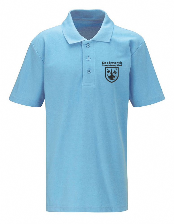 Knebworth Primary Sky Polo